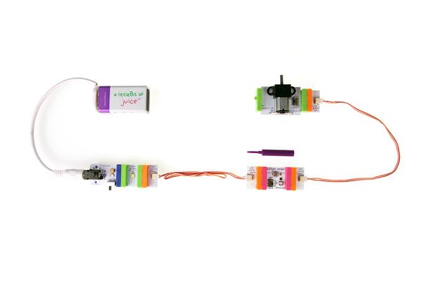 Large filled circuitlr