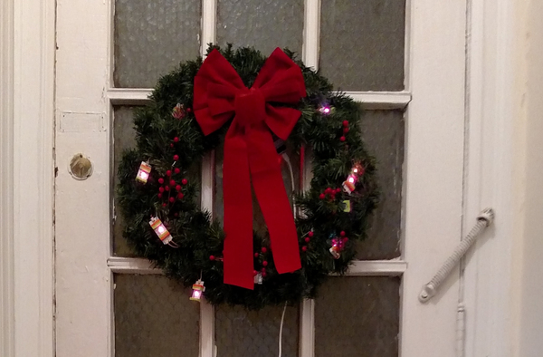 Large holidaywreath