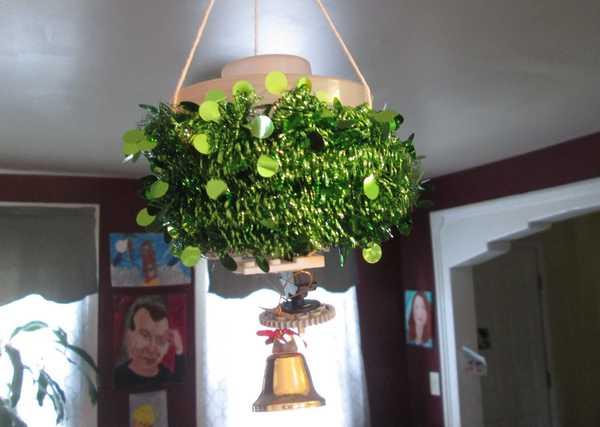 Large mistletoe icon